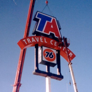 TA Travel Center